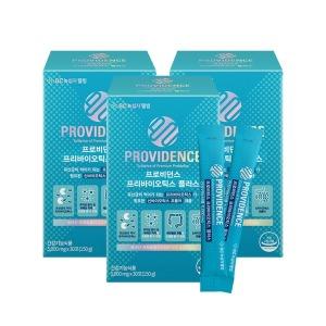 프로비던스 유산균 프리바이오틱스 플러스 30포X 3개