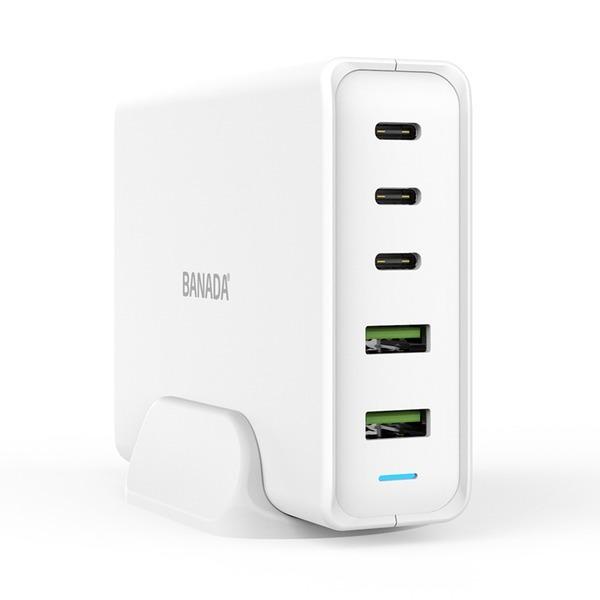 USB PD 파워 PPS 초고속 멀티 충전기 110W