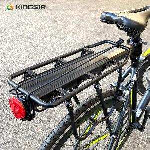 자전거 알루미늄 짐받이 캐리어 거치대 랙 용품 KS47