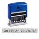 자동스탬프 샤이니 날짜도장(년월일~ 년월일)S311