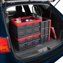 접이식 자동차 트렁크정리함 차량용수납함 하드케이스L