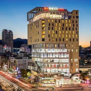 이비스 앰배서더 부산 시티센터(부산 호텔/부산진/서면/동래/연제/남구)