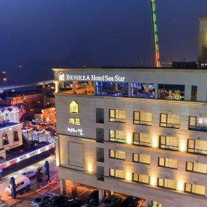 |5%할인|월미도 베니키아 바다의별(인천 호텔/중구/인천국제공항(중구))