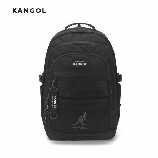 (현대백화점) 캉골  아이콘 백팩 1380 블랙 (가방/백팩)