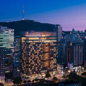 노보텔 앰배서더 동대문 호텔 레지던스(서울 호텔/중구/을지로/시청/명동)