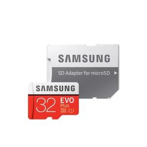 삼성공식 MicroSD EVO-PLUS 32GB + 어댑터 메모리카드