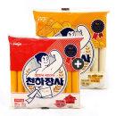 천하장사 (오리지널 560g) 1봉 + (치즈 504g) 1봉