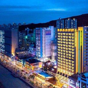 호텔 센트럴베이 광안리(부산 호텔/수영/광안리/기장)
