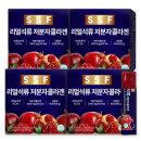 리얼 석류 저분자 콜라겐 젤리 스틱 4박스(총 180포)