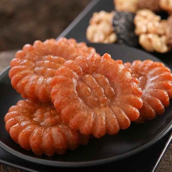호박약과 20개 (1kg)/국내산 우리밀