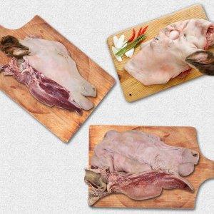 육우 소머리 5.5-7kg반마리 도가니 우족 사골 스지