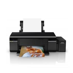 엡손 L805 정품무한 잉크젯 포토 프린터 6색 잉크포함