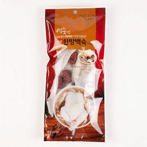 상상 한방삼계탕 티백/닭백숙 한약재료 엄나무 옻 1개