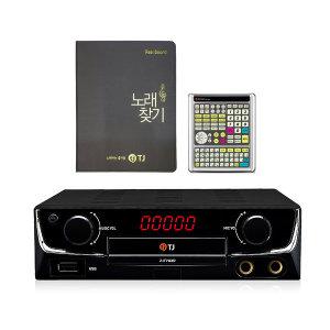 TJ TKR-360CK 초경량 휴대용 차량용 노래방 반주기