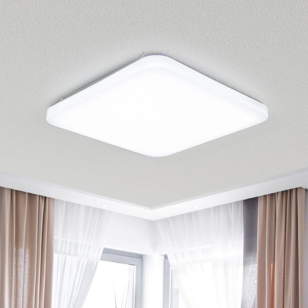 LED사각방등50W거실등안방등방조명천장등천정등 국내산
