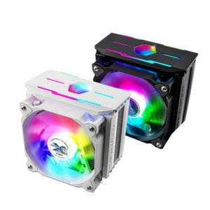 잘만 CNPS10X OPTIMA II RGB CPU 쿨러 블랙