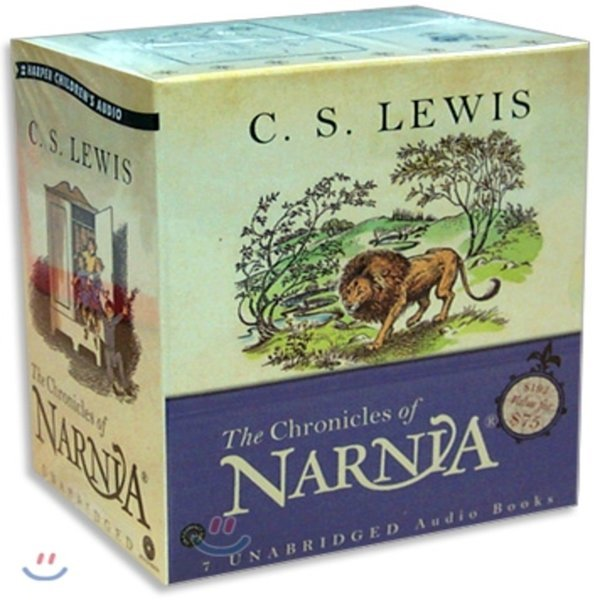 The Chronicles of Narnia : Audio CD Box Set  C  S  Lewis  Kenneth Branagh