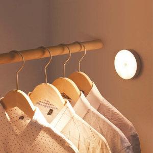 코엘 팡팡 무선 LED 센서등 충전식 자석 현관
