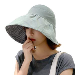 빈티지 프라햇 벙거지 비치웨어 여름 모자 썬캡