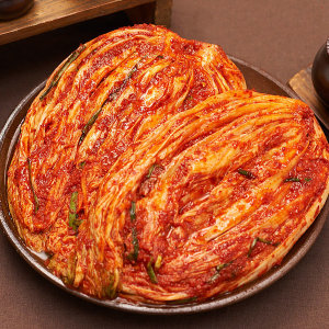 100% 국산 포기김치 5kg 특가  양념 풍부한 배추김치