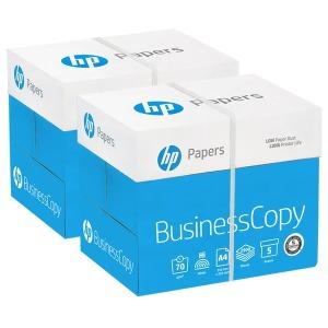 HP A4 복사용지(A4용지) 70g 2500매 2BOX (5000매)
