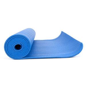 IW_PVC 요가매트 6mm_블루 /바닥과의 완벽한 밀착력