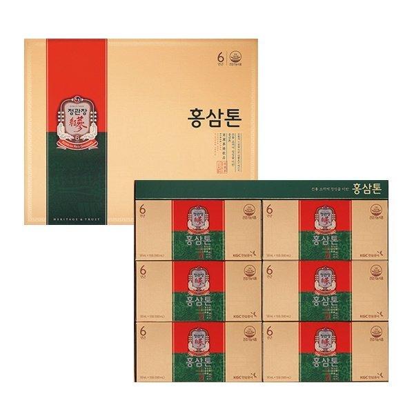 대구백화점 II관   정관장 홍삼톤(50ml  42;60포)(구)홍삼톤 마일드)