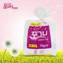 포그니 신생아 기저귀 중형 100매 유아동 일자패드