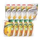 파인애플 잼 비스킷 5봉 + 코코넛크림 5봉 태국쇼핑템