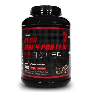 헬스단백질보충제 게라웨이프로틴 2.3kg메이크바디
