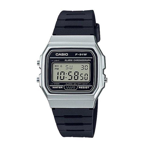 정품 카시오  전자시계 군인시계 손목시계