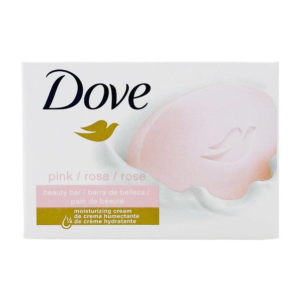 Dove 미국 직구 뷰티 바 핑크 로즈 올인원 비누 솝 바디 워시 샴푸 106 g