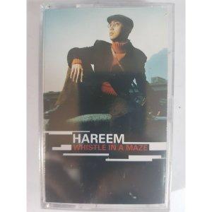 하림 (Hareem) 2집 Whistle In A Maze 테이프 미개봉
