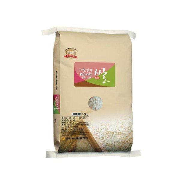금성농협  대숲맑은담양쌀 10kg