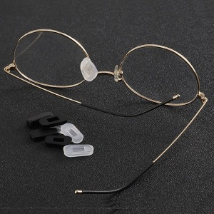금속테용 실리콘 안경 코받침 코패드 교체 자국 조절