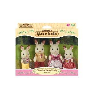실바니안공식  4150-초콜릿토끼 가족(3125)