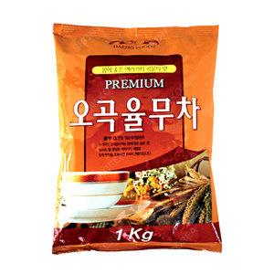 자판기 핫초코 홍차 유자차 대호 오곡율무차 1kg