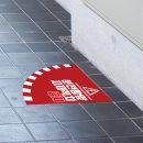 소화전 적치금지 축광 미끄럼방지 소방 안전 스티커