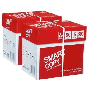 스마트카피 A4 복사용지(A4용지) 80g 5000매(2박스)