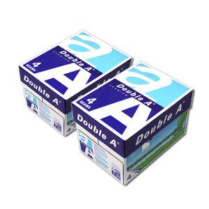 더블에이 복사용지 A4용지 80g 2BOX(4000매) 실속형