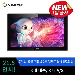 엑스피펜 XP-PEN Artist22(2세대) 액정타블렛 최신모델