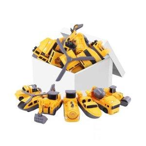 자석 변신 로봇 세트 만족도 좋은 특가상품 34개 구성
