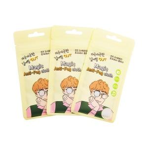 대양 김서림 방지 안경닦이 매직 클리너 3매