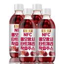 NFC 몽모랑시 타트체리 착즙 주스 100% 원액 4병(총2L)