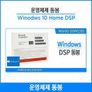윈도우 10 Home DSP 미설치 동봉 (정품 CD 제공)