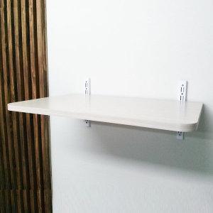 벽선반 세탁실 다용도 1단 선반 가로 60 1단 24(앵글)