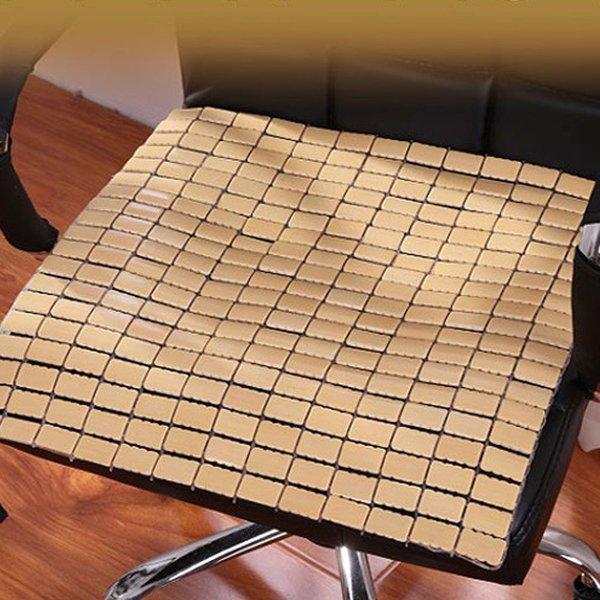 여름시원한방석 마작 통풍 의자 시트 대나무/자동차