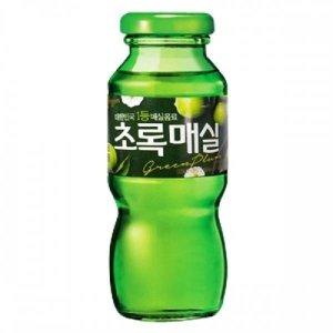 (용량 180ml) 초록매실 12병x4set/쥬스/음료수/선물