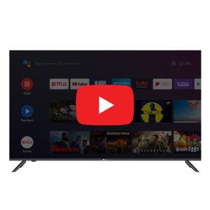 SA50G 50인치 UHD TV 구글 스마트 안드로이드OS