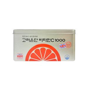 고려은단 비타민C 1000 1080mg 300정 1개(쇼핑백드림)